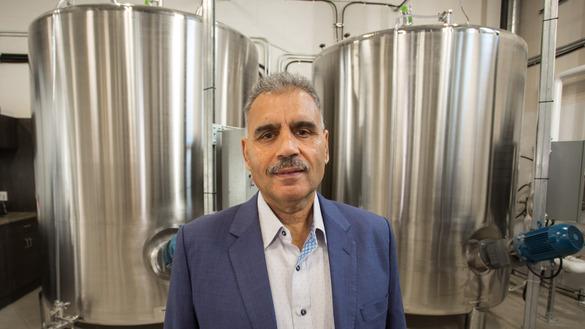New distiller praises Saskatchewan's talent, raw materials and government support