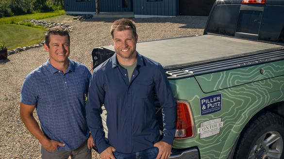 Piller & Putz Construction showcases Energy Efficient builds
