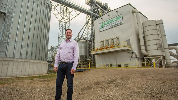 International trader Agrocorp finds success in Saskatchewan's robust agriculture sector