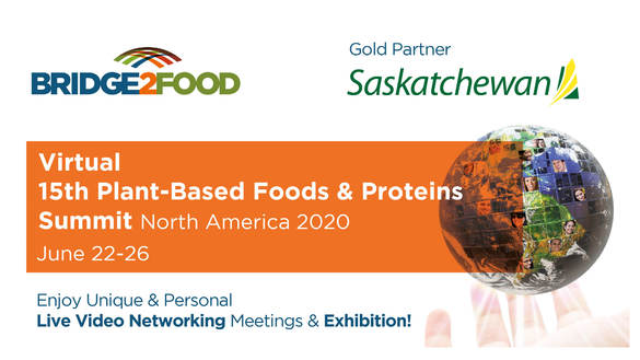 Saskatchewan Supports International Plant Protein Summit