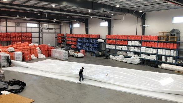 Business Is Booming for Canadian Tarpaulin after Pandemic Pivot