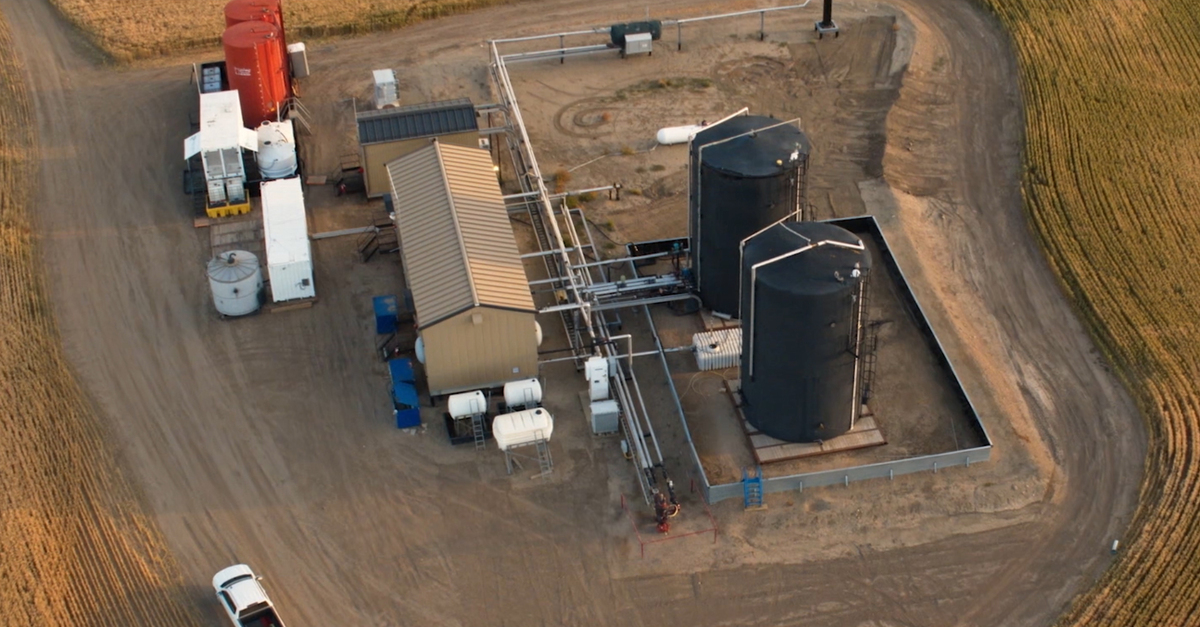 Joint Venture Extracting and Refining Lithium Hydroxide from Saskatchewan Oilfields