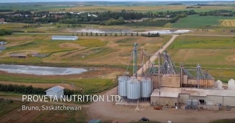 Proveta Nutrition is Adding Value to Saskatchewan's Livestock Feed Industry