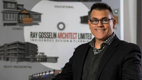 Saskatchewan Architect Featured in Prestigious International Project