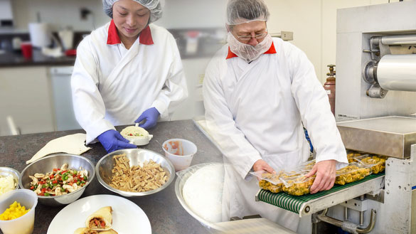 Food Centre Helps Agri-businesses Bring Innovations to Market