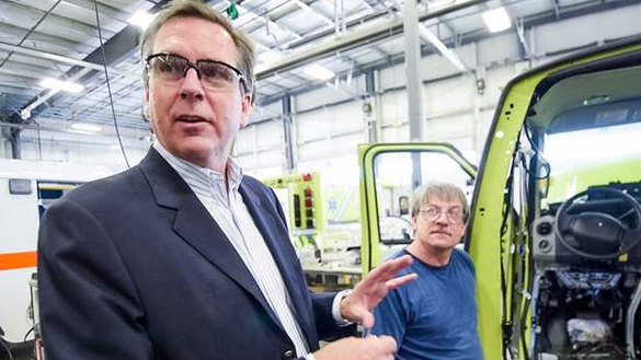 Saskatchewan's Expanding Manufacturing Industry Builds on Its Strengths