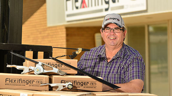 Flexxifinger Harvests Growth and Goodwill