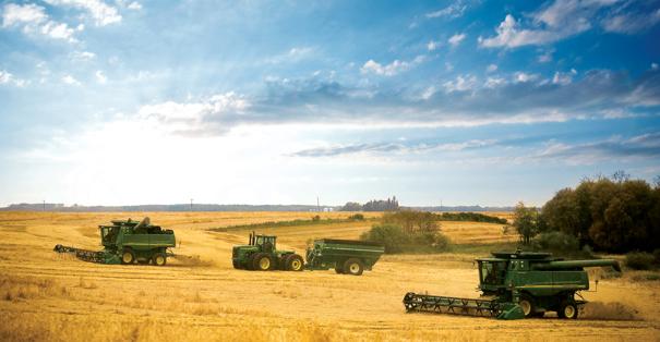 Saskatchewan farmland