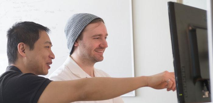 Krzysztof Voss, Software Developer